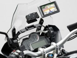 MOCOWANIE GPS Z AMORTYZACJĄ DRGAŃ KOKPIT BMW R 1200 GS (13-) SW-MOTECH