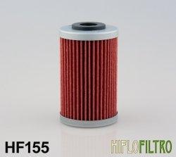 HIFLO KTM EXC/MXC/SX 525 03-07 filtr oleju (długi)