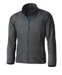 HELD CLIP-IN WINDBLOCKER PODPINKA/ KURTKA SOFTSHELL TOP BLACK S