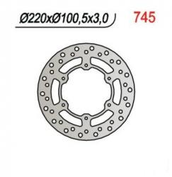 Tarcza hamulcowa przednia SUZUKI RM 85 (05-)