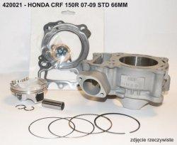 Cylinder kompletny Vertex Honda CRF 150R 07-10 (śr.66mm - nominalny)