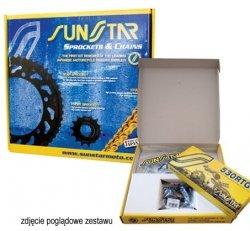 SUNSTAR zestaw napędowy Honda CBF 1000 (06-10)/(06-11)