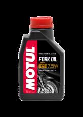 MOTUL Fork Oil Factory Line Light/Medium 7,5W olej syntetyczny do teleskopów 1litr