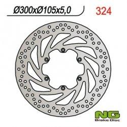 Tarcza hamulcowa przednia Aprilia PEGASO 650 01-04