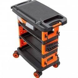 POLO Hi-Q Tools Skrzynka narzędziowa na kółkach