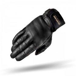 Shima REVOLVER BLACK Rękawice Motocyklowe Skórzane czarne