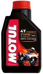 Motul 7100 Ester 10W40 olej syntetyczny do silników 4-suwowych 1L