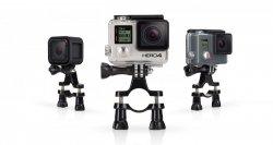 GoPro mocowanie na kierownicę i inne elementy okrągłe - do kamery GoPro