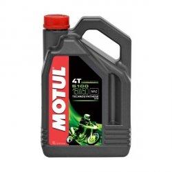 Motul 5100 Ester 15W50 olej półsyntetyczny do silników 4-suwowych 4L