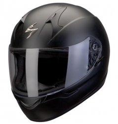 Scorpion Exo-410 Air kask motocyklowy czarny mat