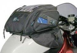 Oxford First Time tankbag z magnesami - czarny 18l