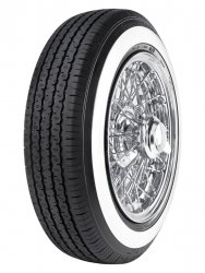 RADAR 185/70R13 Dimax Classic 86V TL White Wall (20 mm) M+S RNC0088