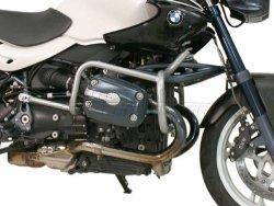 CRASHBAR/GMOL BMW R 1150 R ROADSTER/ROCKSTER SILVER SW-MOTECH