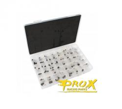PROX Zestaw Komplet płytek zaworowych średnica 7,48mm (szer. od 1,225 do 3,475mm)