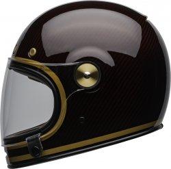 BELL BULLITT CARBON KASK MOTOCYKLOWY TRANSEND CANDY RED/GOLD + BON 450 ZŁ