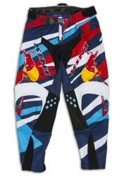 Dziecięce spodnie MX offroad Kini Red Bull Strike