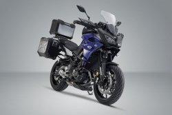 ZESTAW ADVENTURE PAKIET ZABEZPIECZAJĄCY MOTOCYKL YAMAHA MT-09 TRACER (16-) SW-MOTECH