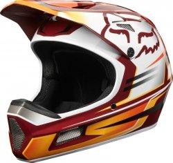 Kask Rowerowy Fox Rampage Comp Reno Cardinal S