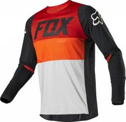BLUZA FOX 360 BANN LIGHT GREY