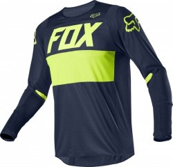 BLUZA FOX 360 BANN NAVY XL