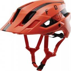 Kask Rowerowy Fox Flux Solid Orange Crush L/XL
