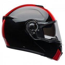 KASK BELL SRT MODULAR RIBBON BLACK/RED S