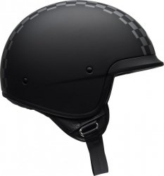 KASK BELL SCOUT AIR CHECK MATTE BLACK/WHITE M