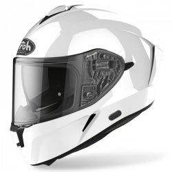 KASK AIROH SPARK COLOR WHITE GLOSS S