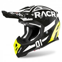 KASK AIROH AVIATOR ACE RACR GLOSS L
