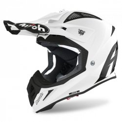 KASK AIROH AVIATOR ACE COLOR WHITE GLOSS L