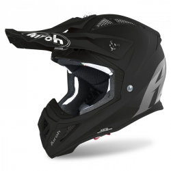 KASK AIROH AVIATOR ACE COLOR BLACK MATT L