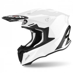 KASK AIROH TWIST 2.0 COLOR WHITE GLOSS XS