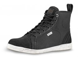 BUTY IXS SNEAKER NUBUK-COTTON 2.0 BLACK 43