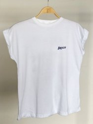 T-SHIRT BROGER ALASKA LADY WHITE DM