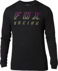 KOSZULKA FOX Z DŁUGIM RĘKAWEM NEON MOTH BLACK XL