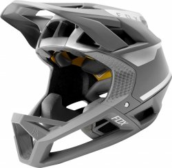 Kask Rowerowy Fox Proframe Quo Pewter S