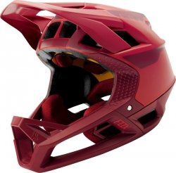 Kask Rowerowy Fox Proframe Quo Bright Red L