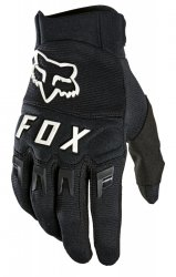 RĘKAWICE FOX DIRTPAW BLACK/WHITE XL