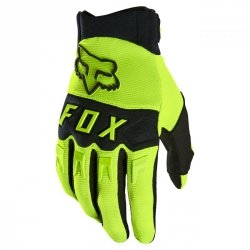 RĘKAWICE FOX DIRTPAW YELLOW XXL
