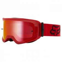 GOGLE FOX MAIN STRAY RED - SZYBA SPARK RED (1 SZYBA W ZESTAWIE) OS