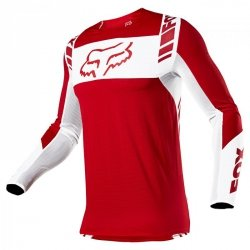 BLUZA FOX FLEXAIR MACH ONE RED L
