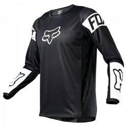 BLUZA FOX 180 REVN BLACK/WHITE S