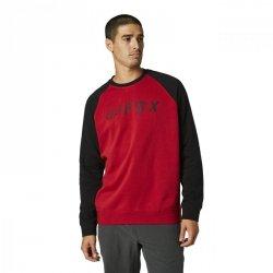 BLUZA FOX APEX BLACK/RED XL