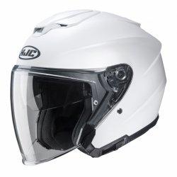 KASK HJC I30 SEMI FLAT PEARL WHITE XL