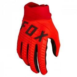 RĘKAWICE FOX 360 FLUORESCENT RED XL