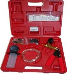 Pompa vacuum do odpowietrzania układu hamulcowego
