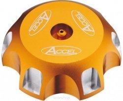 Accel korek wlewu paliwa - KTM SX 125/144 (07-08) - pomarańczowy