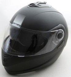 Panthera ST-06 kask szczękowy czarny mat