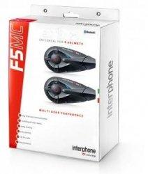 F5 MC Interphone interkom bluetooth zestaw podwójny