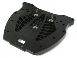 PŁYTA MONTAŻOWA DO ALU-RACK POD KUFER CENTRALNY T-RAY ROZM. S/M ADAPTER PLATE SW -MOTECH